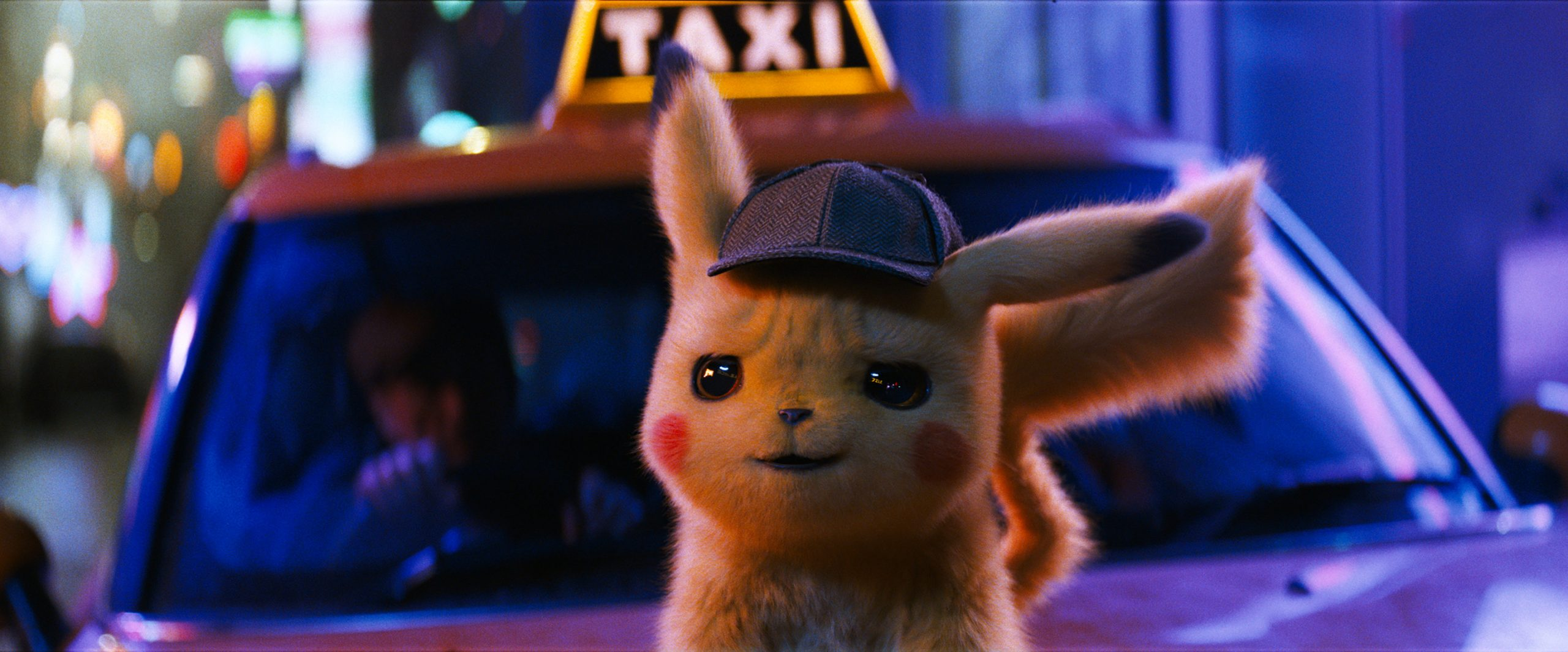 'Detective Pikachu' Posters & Stills Added