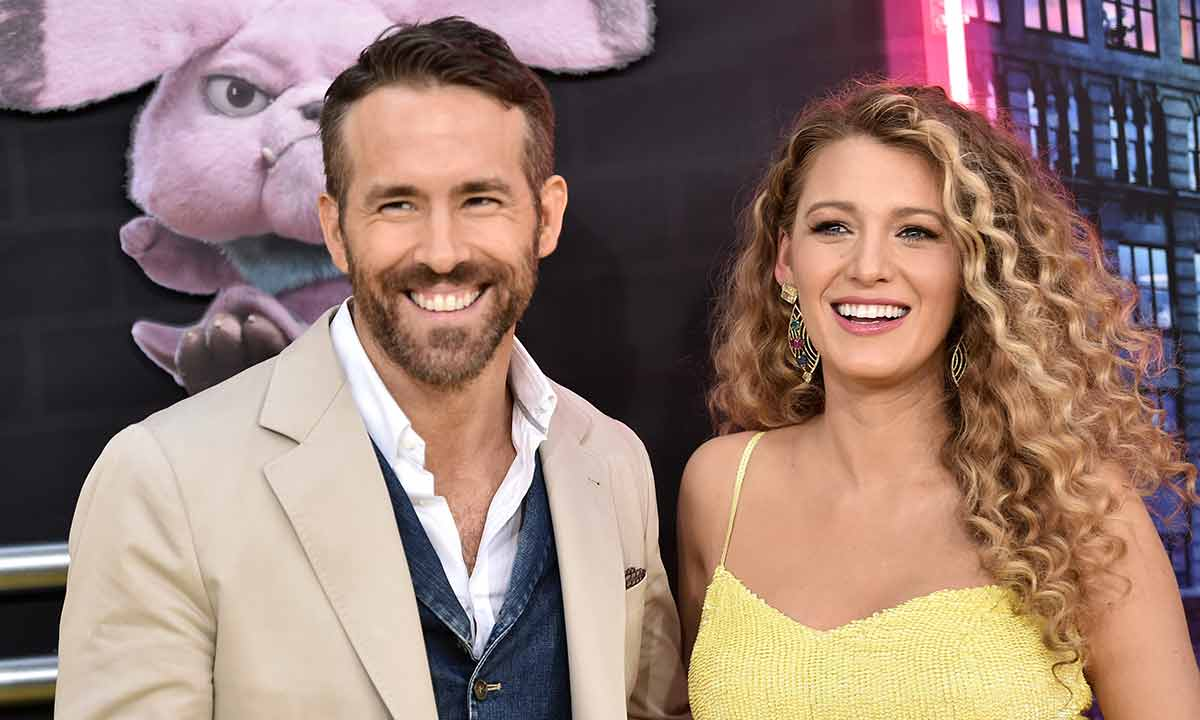 Blake Lively Gives Birth, Welcomes Baby No. 3 With Ryan Reynolds